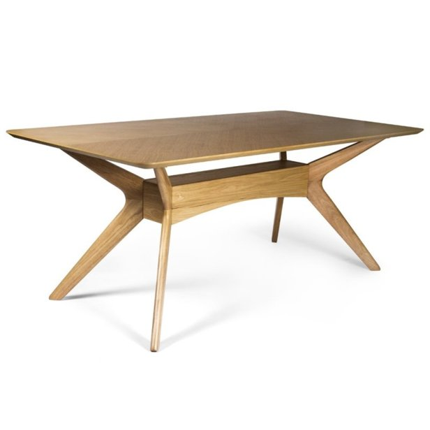 furniture simply scandinavian dining table in oak