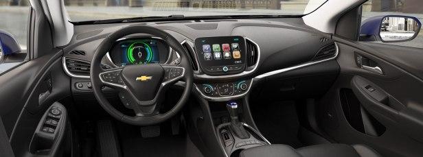 Chevrolet Volt interior