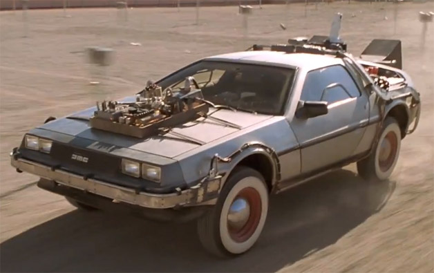 Back to the Future – DeLorean