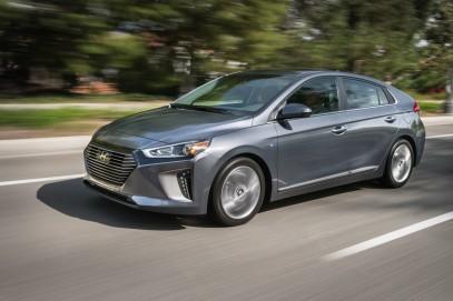 2017 Hyundai IONIQ HEV