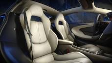 2017 McLaren 570GT interior