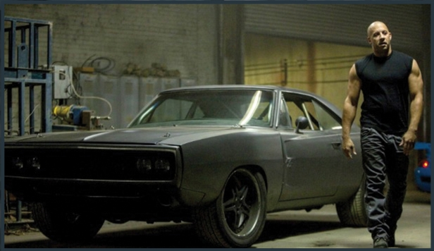 Fast Five – Dom's Charger