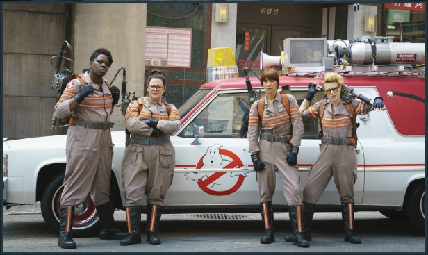 Ghostbusters – ECTO1