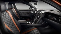 2017 Bentley Flying Spur W12 S interior