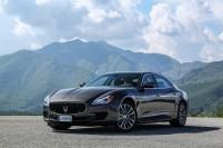 2017 Maserati Quattoporte S Q4