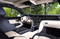 2017 Bentley Mulsanne Speed interior
