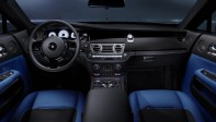 2017 Rolls-Royce Wraith Black Badge interior