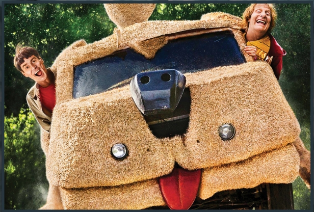 Dumb & Dumber – Mutt Cutts Van