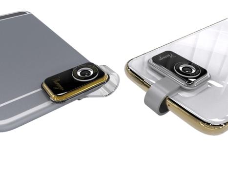 mini microscope smartphone
