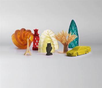 smartphone 3d printer models resins