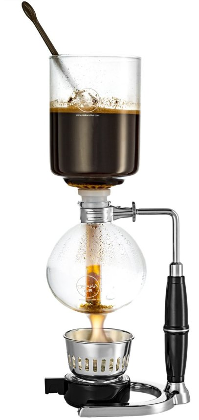 syphon, coffee, maker, drink, hot, filter, brew